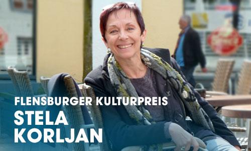 Flensburg. Unsere Dozentin Stela Korljan erhält den Kulturpreis 2019 der Stadt Flensburg für ihre grenzübergreifende Arbeit in der Tanzchoreografie.