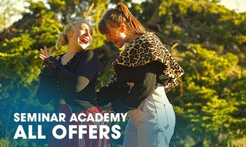 ARTRIUM ADULT TRAINING | Seminar Academy All Offers