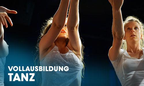 Vollausbildung Artrium Studienfach Tanz