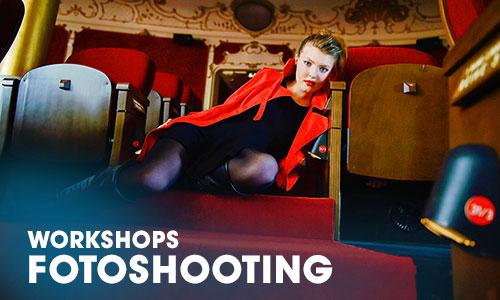 Vollausbildung Artrium Workshops Fotoshootings