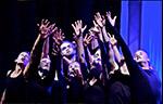Bildergalerie der Artrium Schauspielschule Hamburg - Schauspielschüler*innen beim täglichen Unterricht in der Schule - Bildmotiv 019
