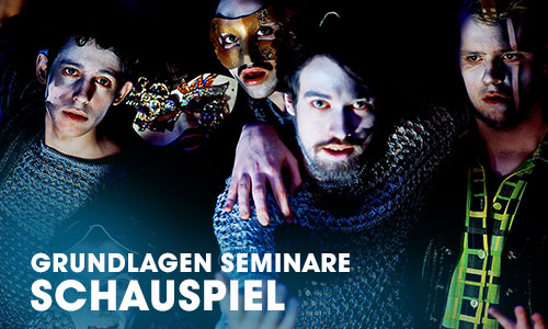 Artrium Hamburg    Seminare   Schauspiel Grundlagen